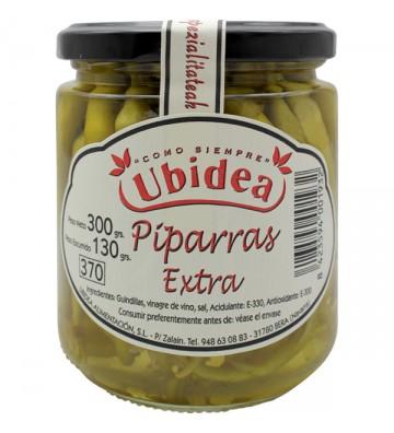 """Piparras Extra 130g """"Ubidea"""""""