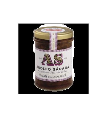 Tomate seco, extraordinario sabor, como si los hubiéramos hecho en casa, de Adolfo Sadaba